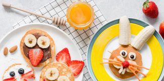 Foods Ideas for 17-to-20-month-old Babies