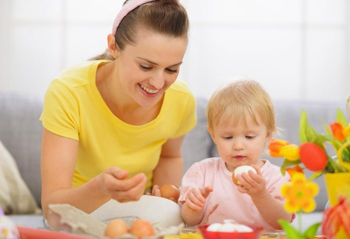 Egg Recipes for Babies and Kids