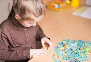 Colour Jigsaw Puzzle