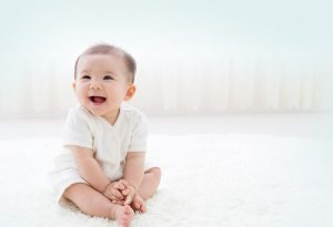 Picture of Baby Smiling