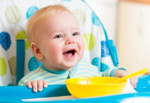 Image of Cute & Smiling Baby