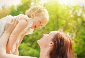 Cute Baby Girl Smiling Image