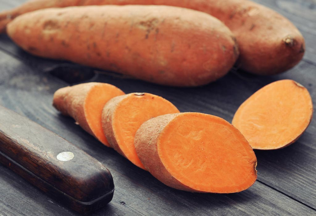 Eating Sweet Potato during Pregnancy - Health Benefits