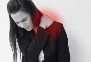 Pregnant woman back pain