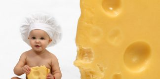 Introducing Cheese to Babies