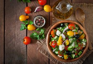 MEDITERRANEAN SALAD: Homemade Food Recipes for a 17-to-20-month-old Toddler