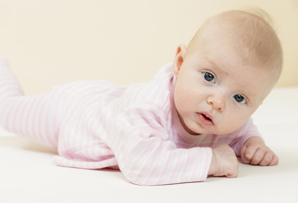 शिशु की वृद्धि