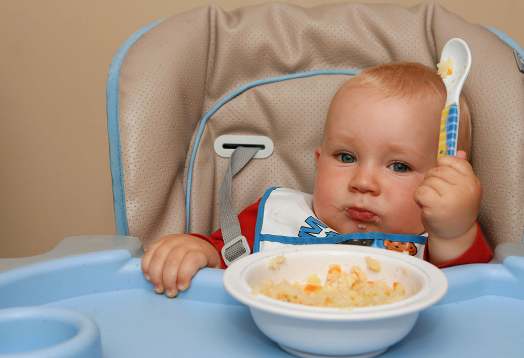 10 Month Old Baby Food Ideas