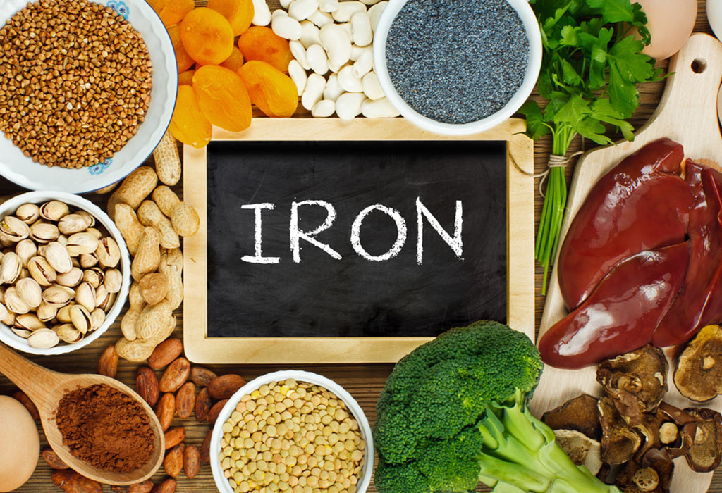 Top 13 Iron Rich Foods for Kids