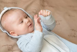 A 2-Month-Old Baby's Milestones