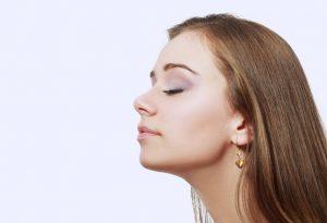 Pregnancy sense of smell