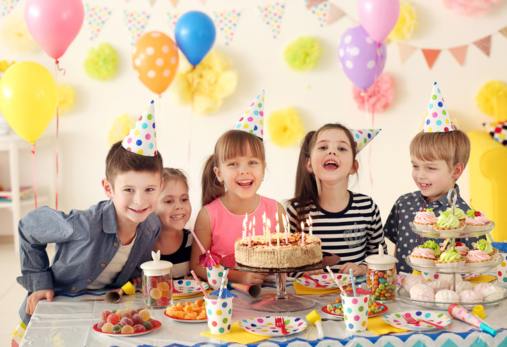 25 Best Birthday Party Theme Ideas For Girls