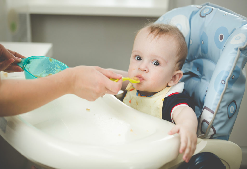 6 Months Old Baby Food Ideas