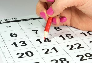 TRACK YOUR FERTILE DAYS