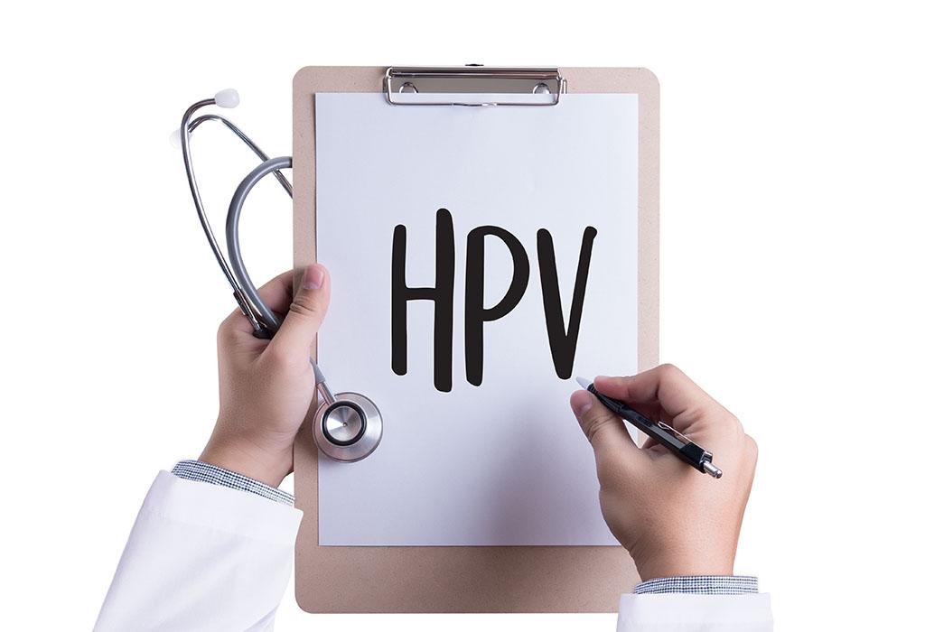 treatment of human papillomavirus in pregnancy)