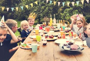 Kid's 'Circus' Party