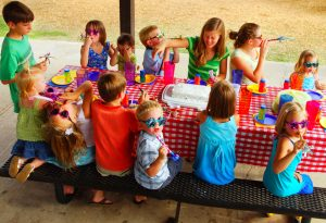 Kid's 'Picnic' Party