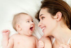 Baby Boy Smiling Image