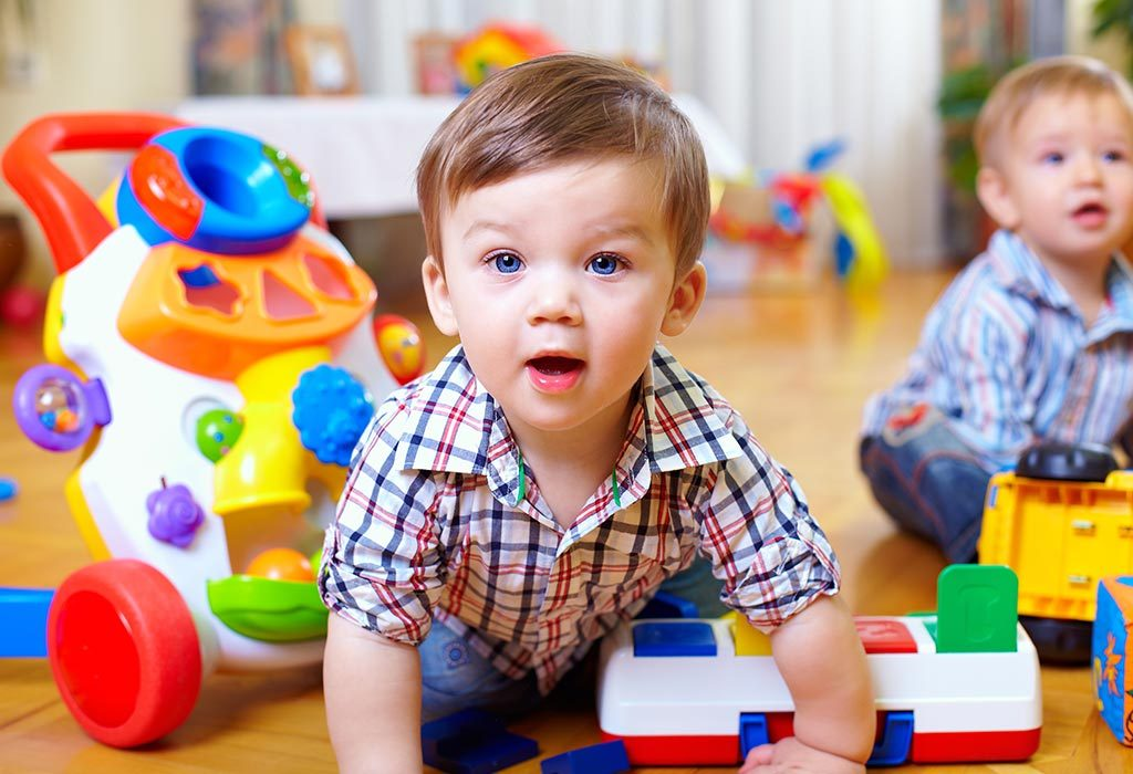 Physical Activities for Kindergarten