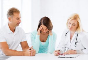 COUPLE VISIT DOCTOR