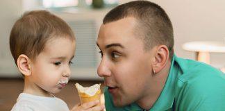ICE CREAM FOR BABIES