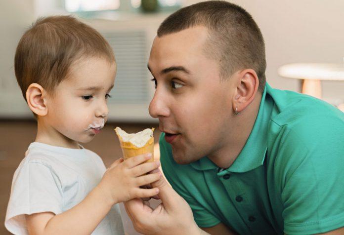 Ice Cream for Babies - When and How to Introduce