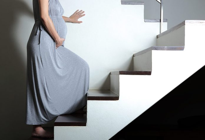 Climbing Stairs during Pregnancy - Safe or Unsafe