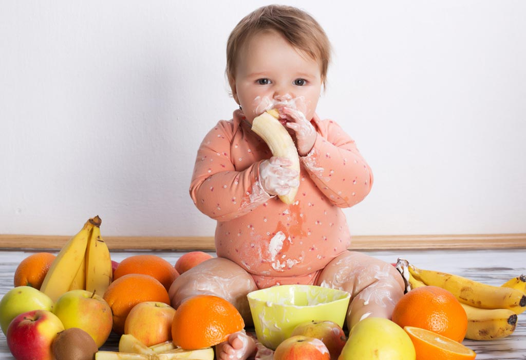 Best Foods for a Baby or Toddler