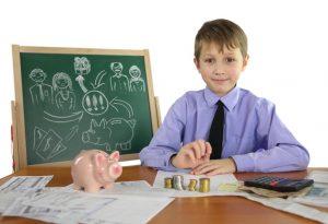 A child budgeting