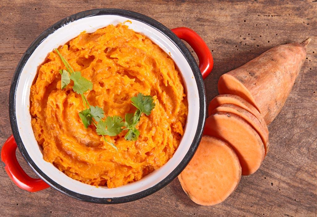 Sweet Potato for Baby: Health Benefits & Recipes