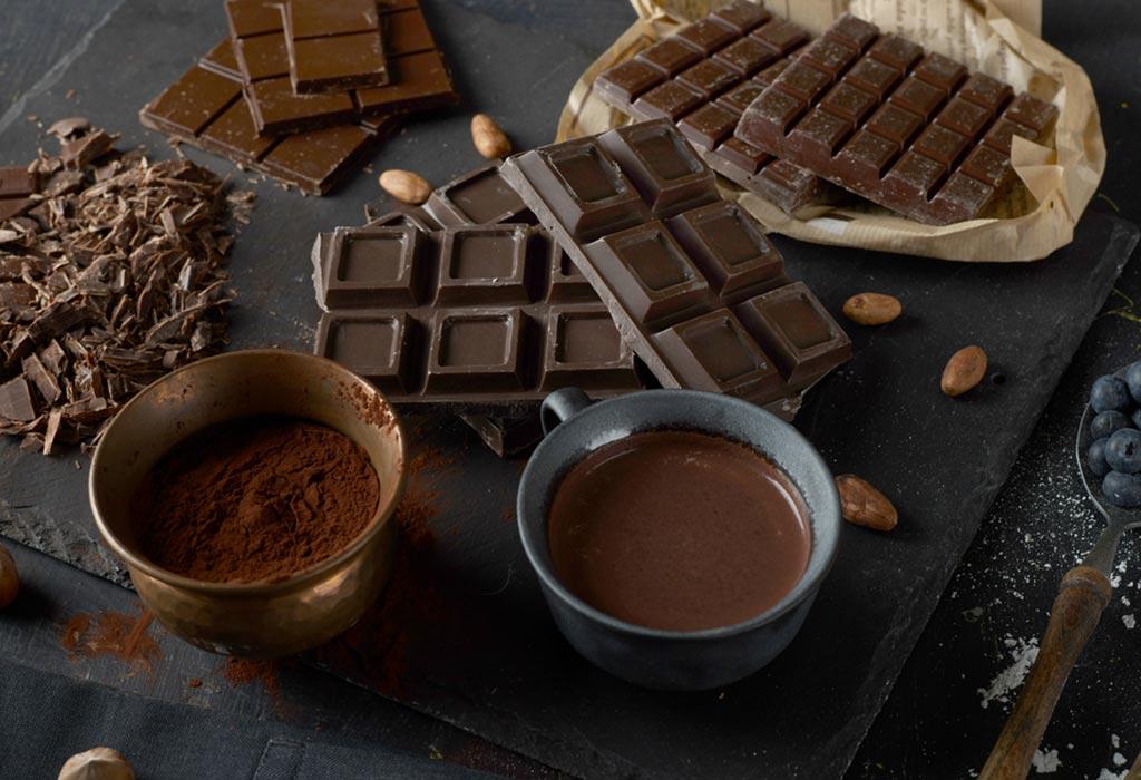 Eating Chocolates during Breastfeeding