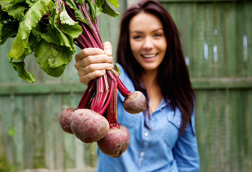 Eating Beetroot during Pregnancy: Health Benefits and Risks