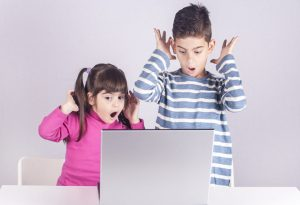 Negative Effect of Social Media on Children