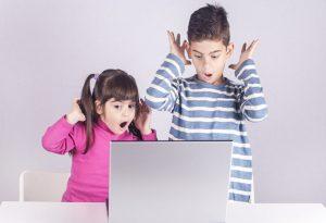 Negative Effect of Social Media on Children