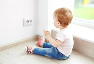 All Electrical Outlets Should Be Childproofed