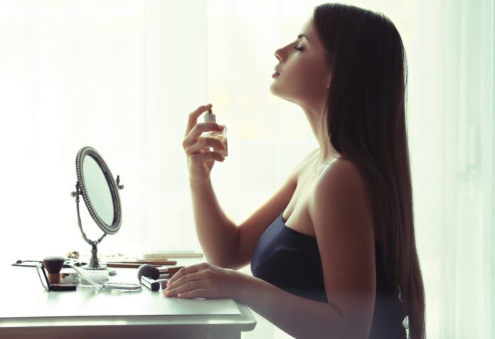 USING PERFUME DURING PREGNANCY