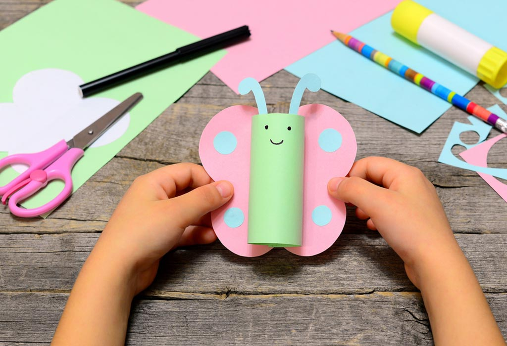 15 Quick & Creative Paper Craft Ideas for Kids