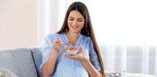 गर्भधारणेच्या नवव्या महिन्यातील आहार