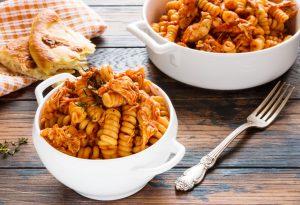 Bread pasta