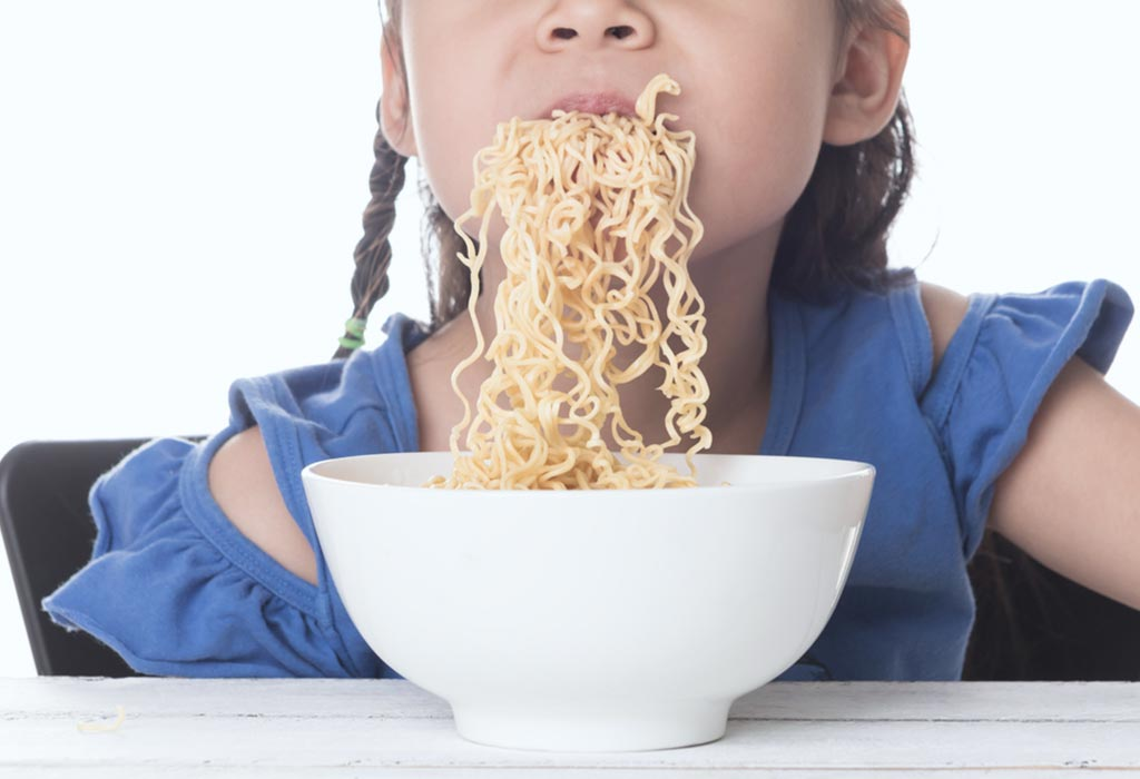 Is Noodles For Babies And Kids Safe