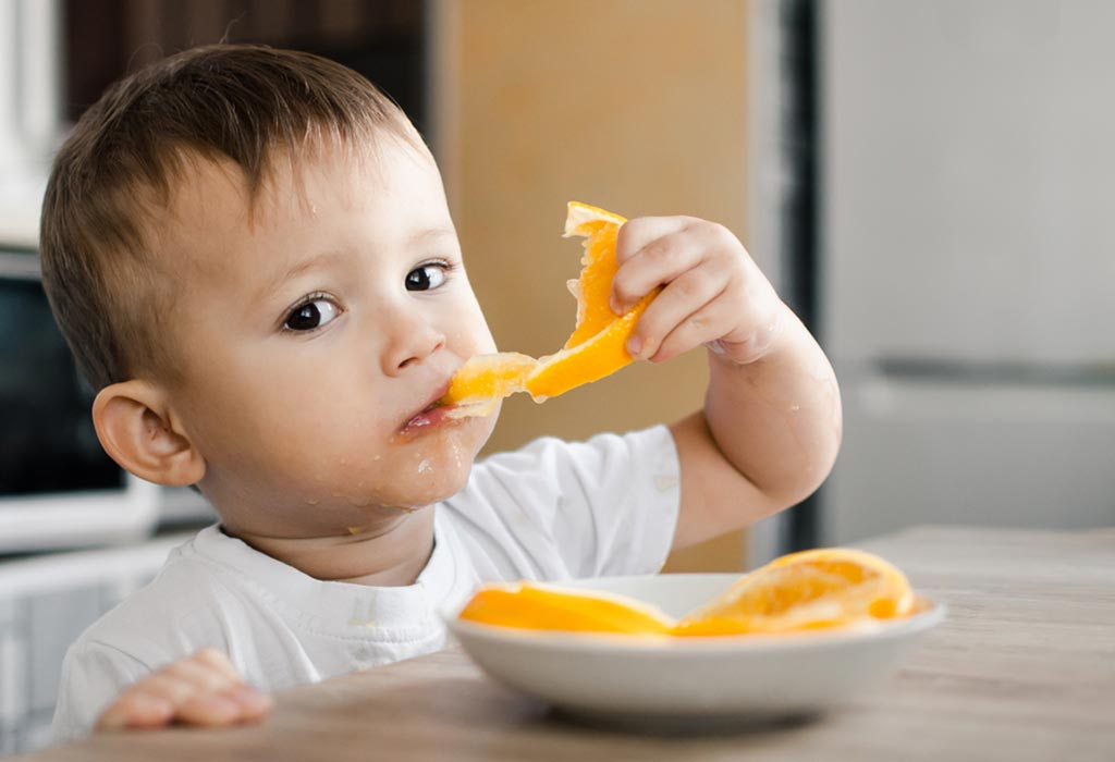 Oranges for Babies: Nutritional Value, Health Benefits & Recipes