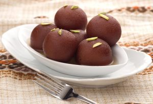 Chocolate rasgulla