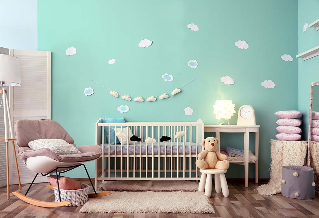 Top 15 Innovative Baby Room Decoration Ideas