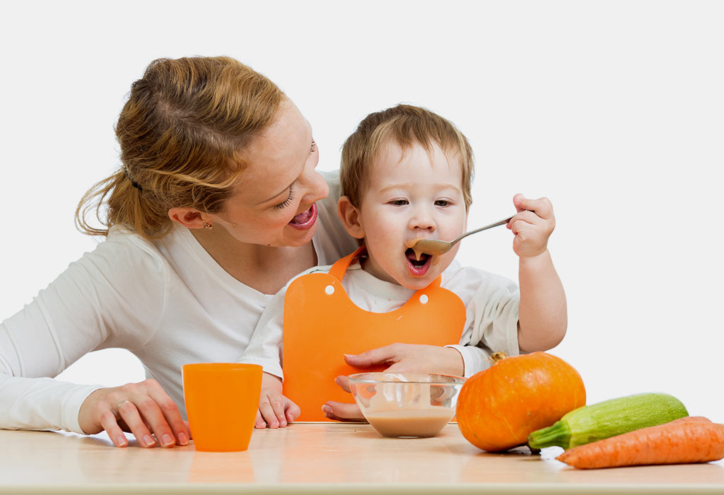 बच्चों को ज़ुकिनी खिलाना कब शुरू करें?