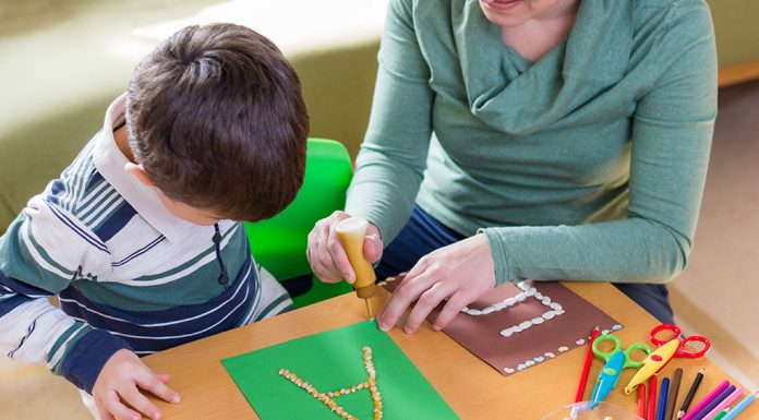 Alphabet crafts for preschoolers