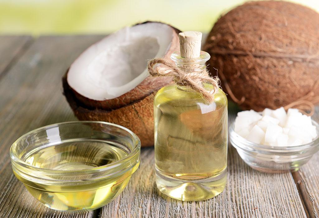 नारियल का तेल