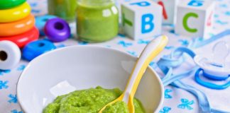 Spinach for Babies - Benefits and Recipes