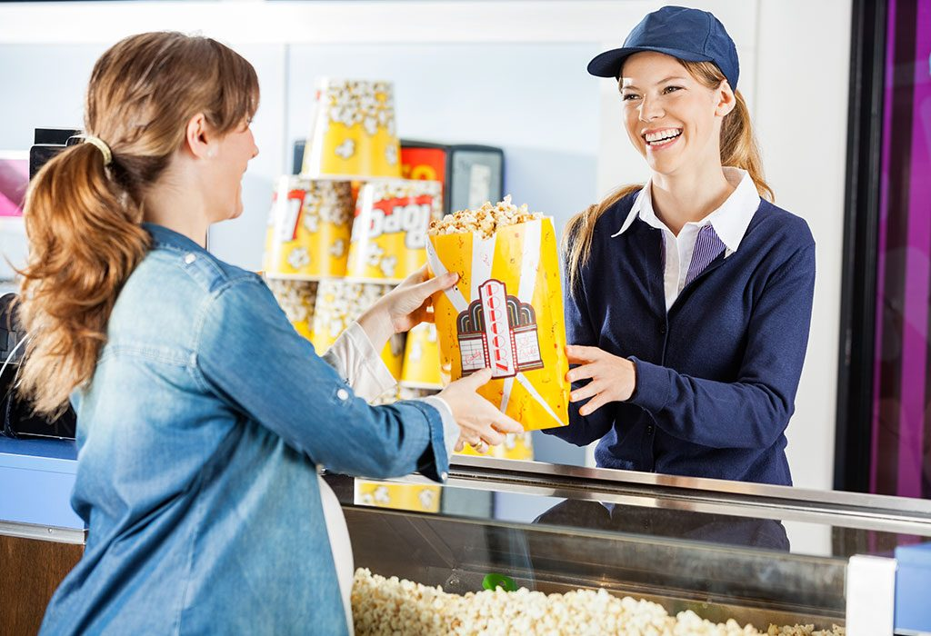 Health Benefits of Eating Popcorn During Pregnancy