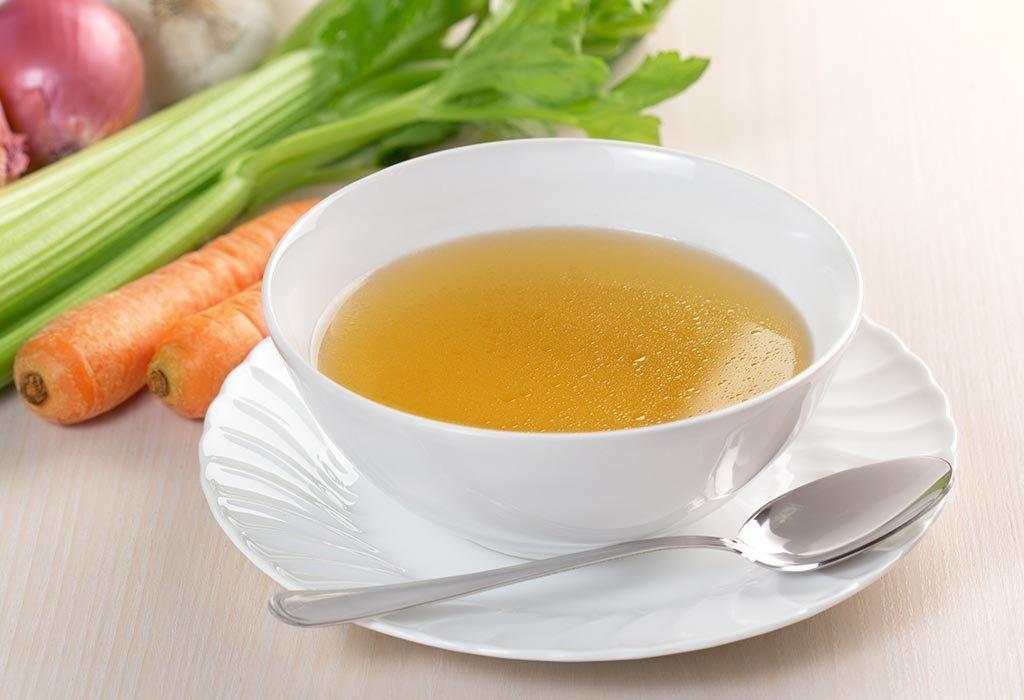 वेज क्लियर सूप