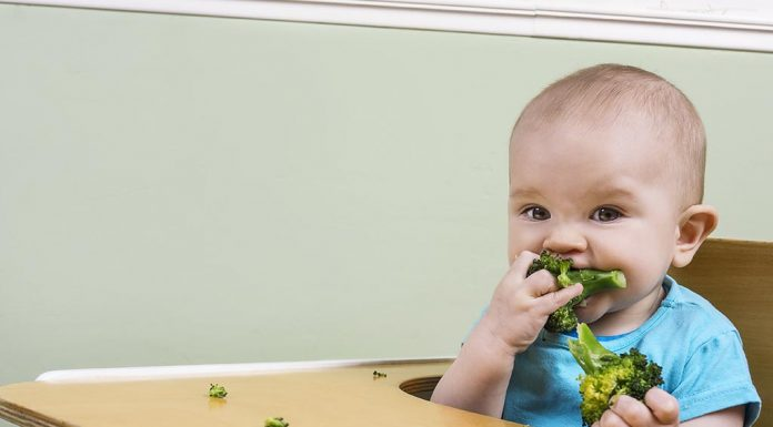 Broccoli for Babies - Benefits and Recipes